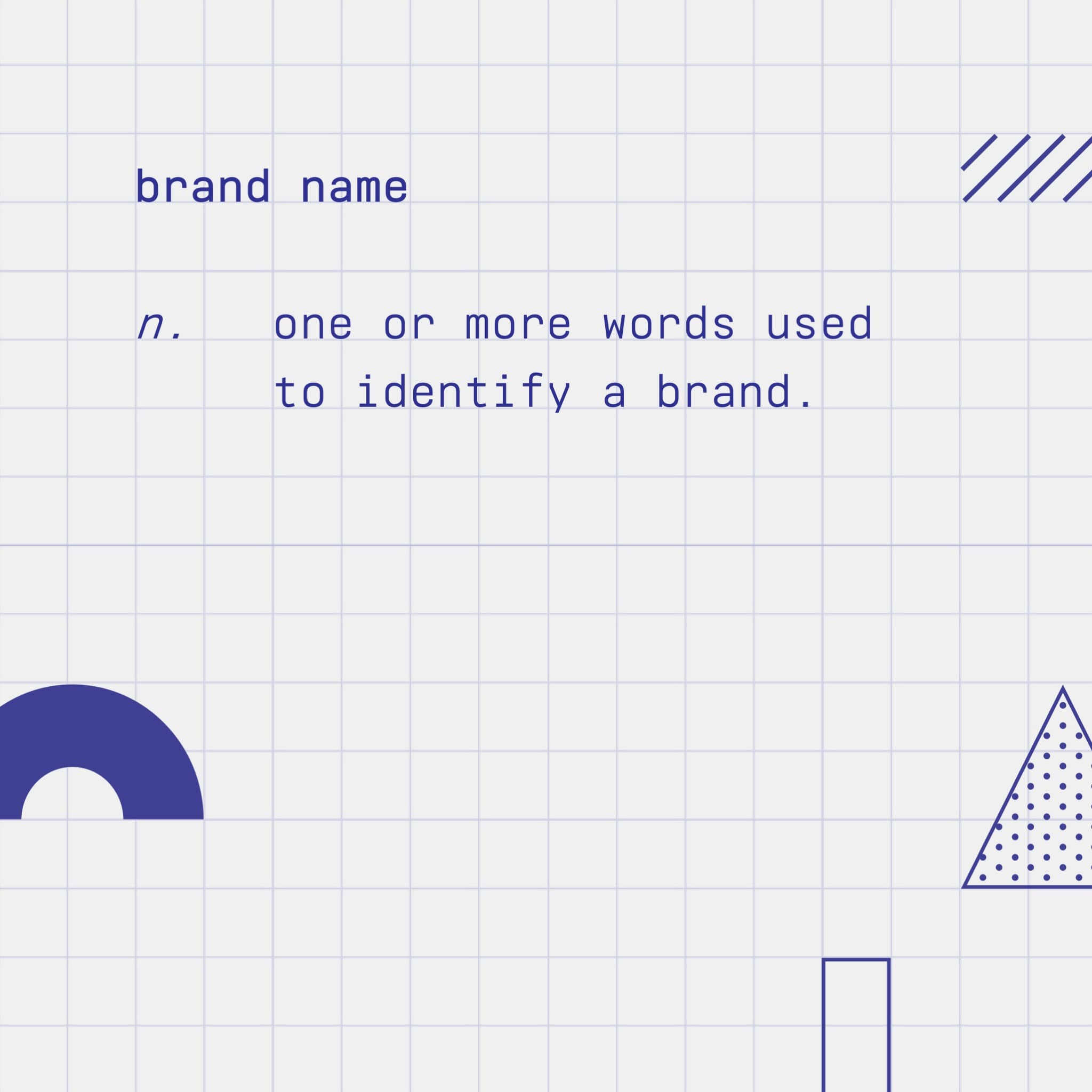 Brand name definition
