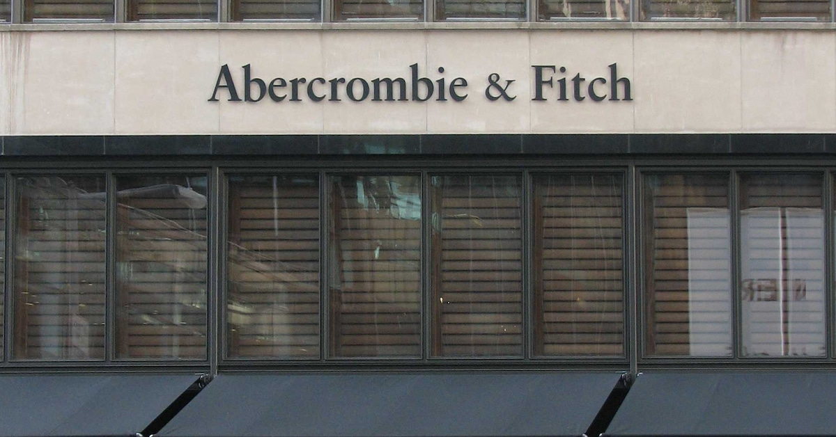 The spectrum of distinctiveness was drawn from a case involving Abercrombie & Fitch