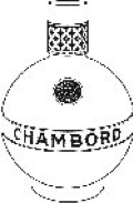 Chambord raspberry liqueur bottle