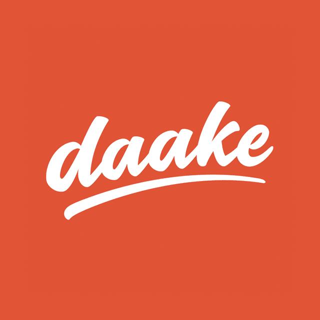 Daake logo
