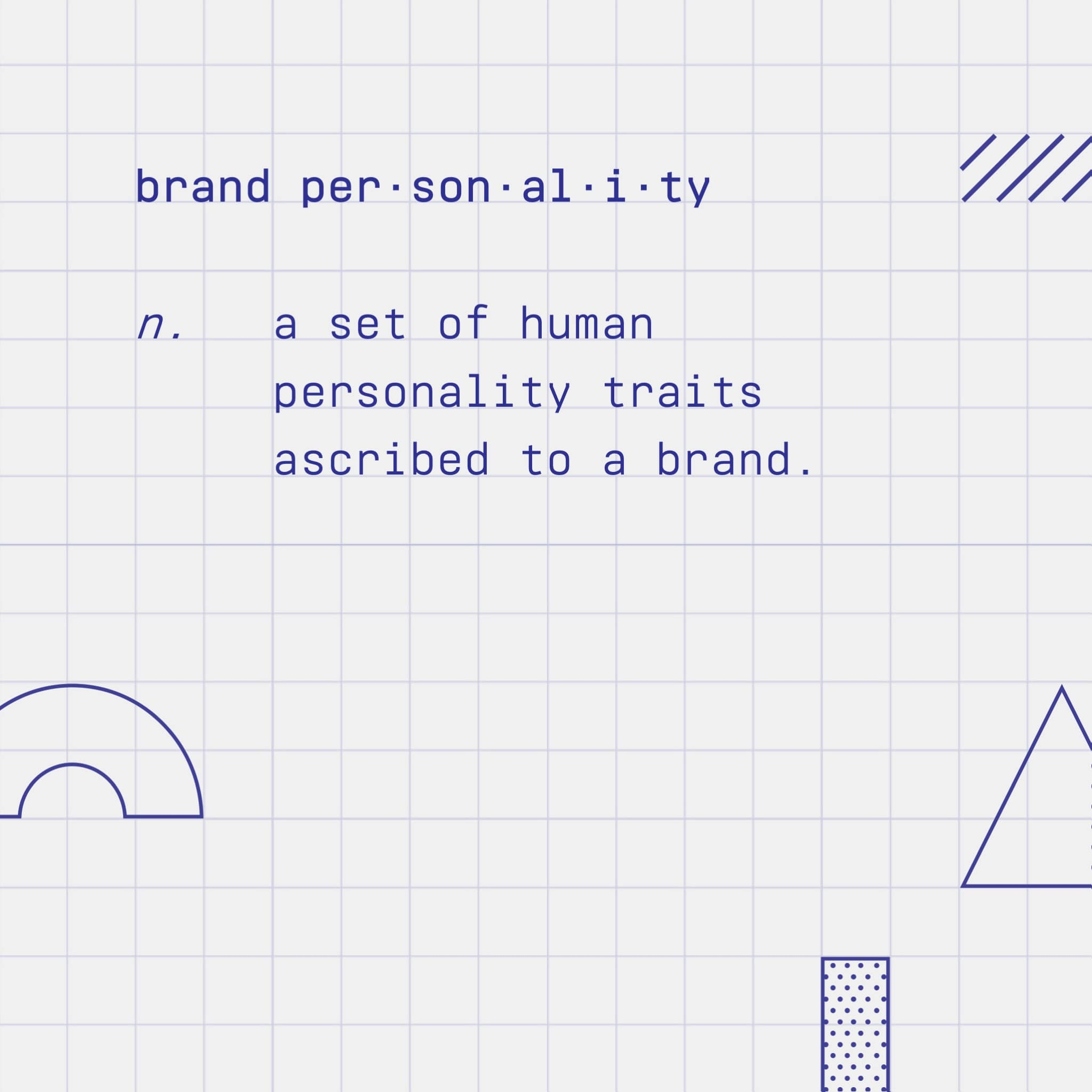 Brand personality definition