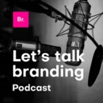 Let's talk branding podcast artwork