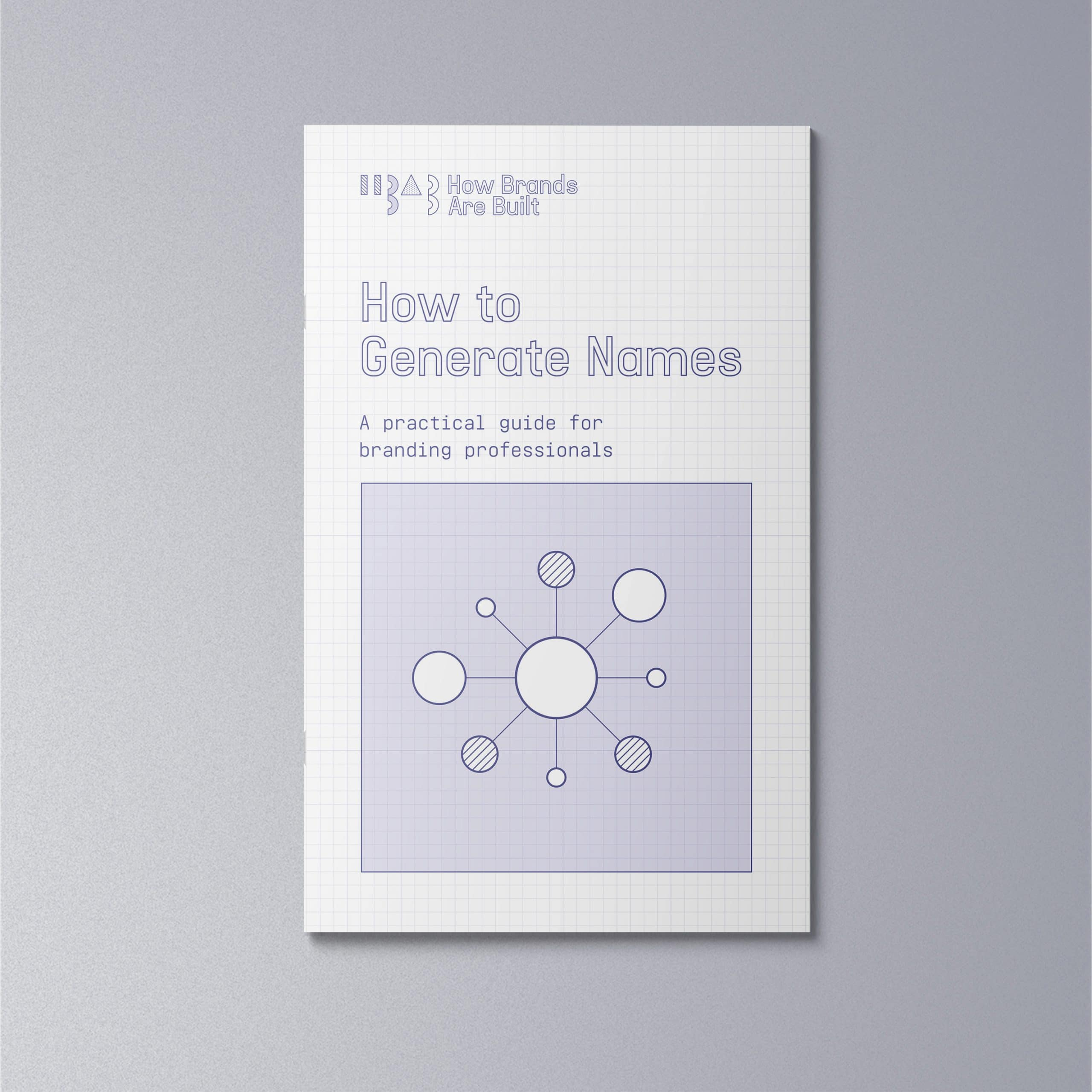 How to Generate Names ebook cover