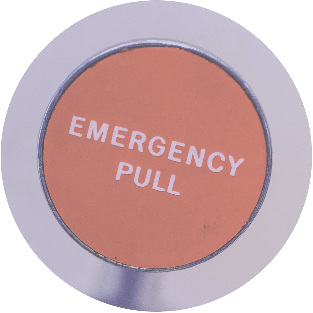 Emergency Pull - Photo by Jason Leung on Unsplash