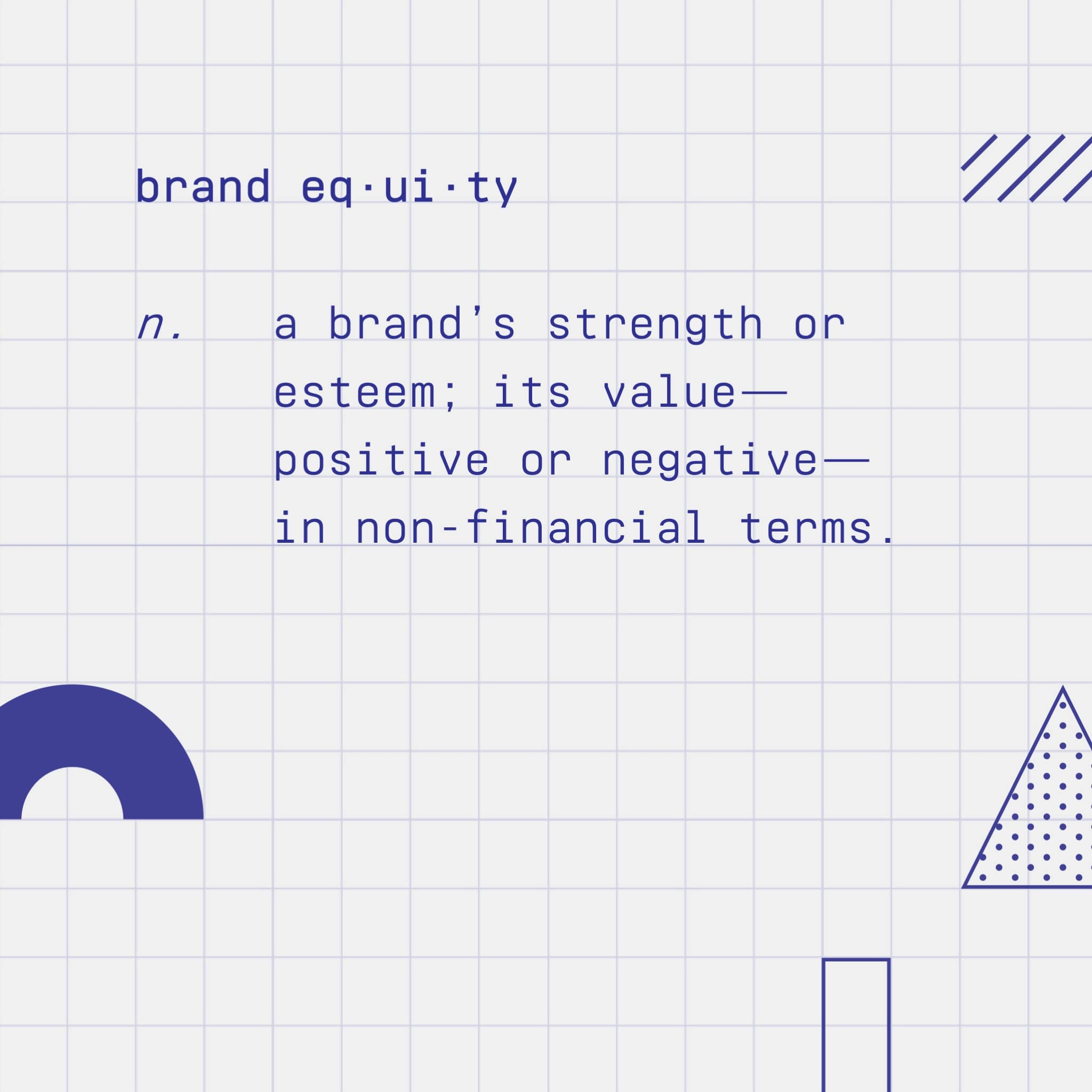Brand equity definition