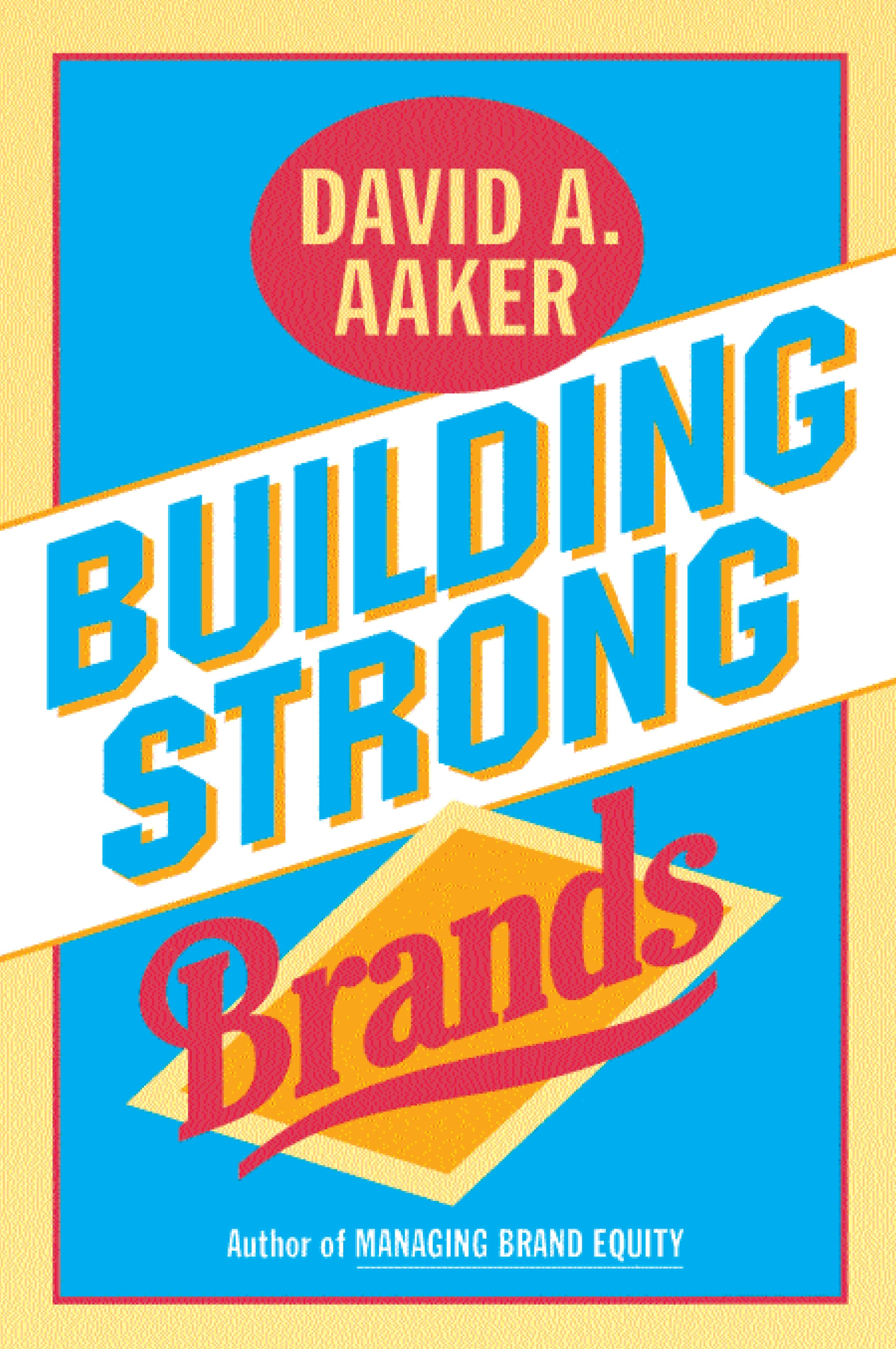 Building Strong Brands book cover