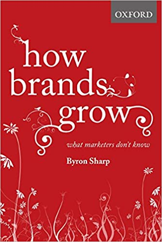 How Brand Grow book cover