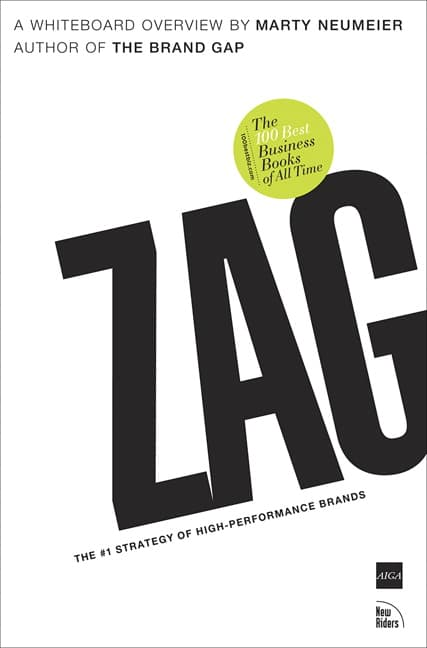 Zag book cover