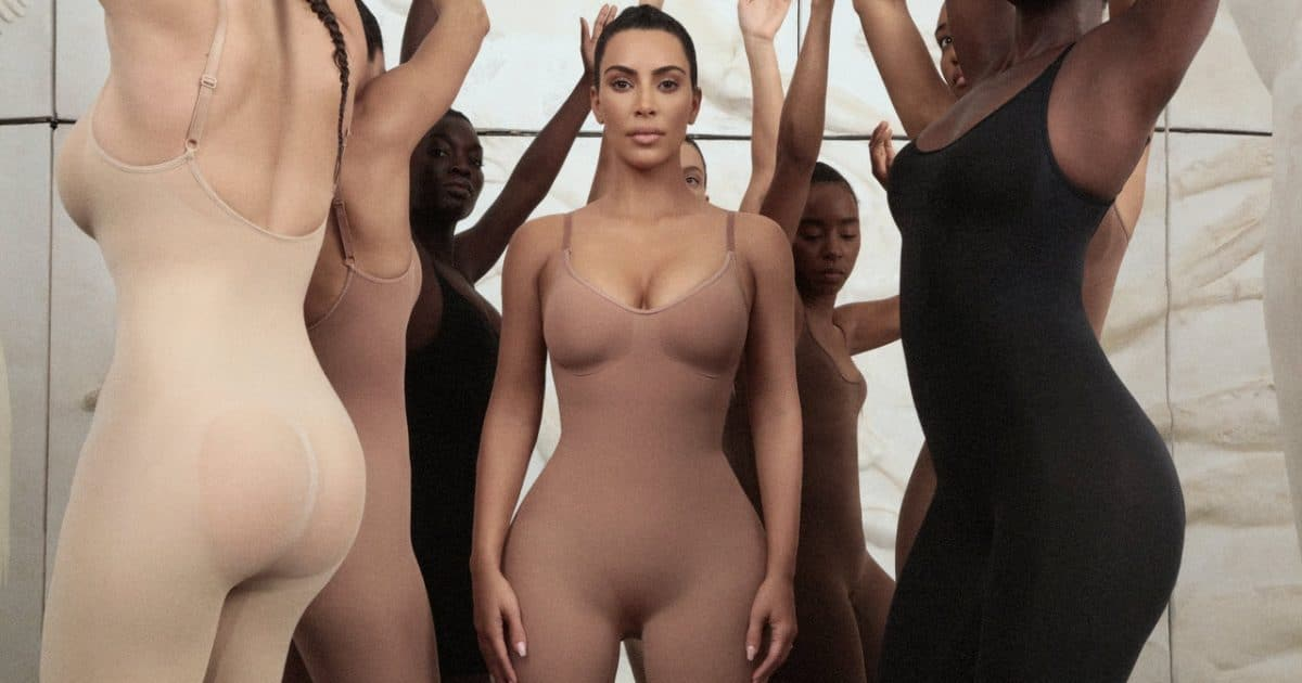 Kim Kardashian West for Kimono, considered a culturally insensitive brand name