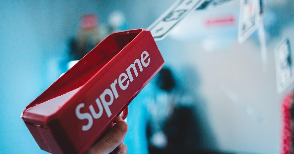 Supreme has built a unique brand