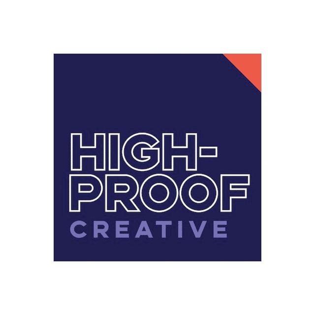 High-Proof Creative logo
