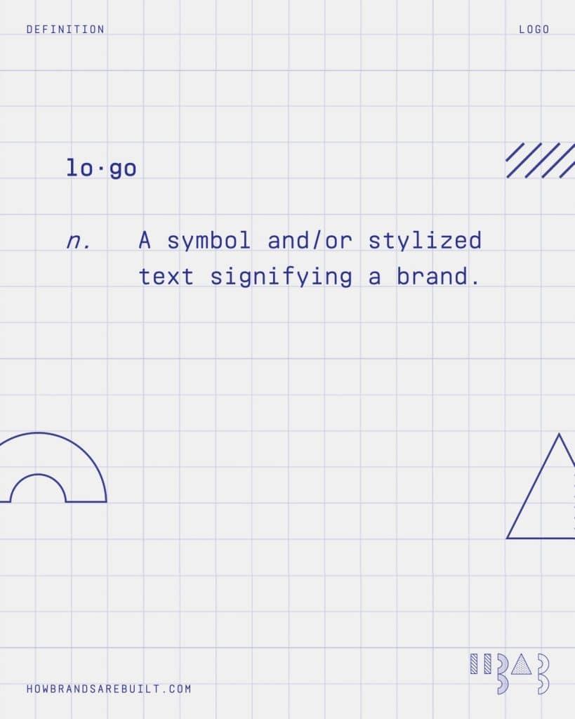 "Definition of ""logo"""