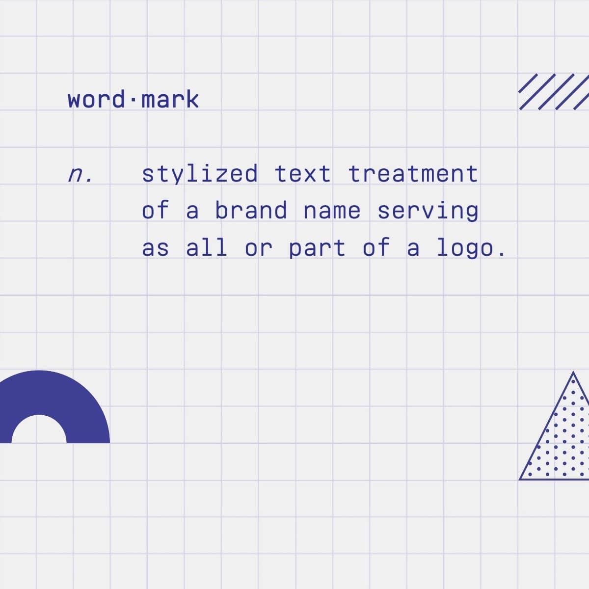 Wordmark definition