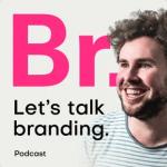 Let's talk branding podcast artwork